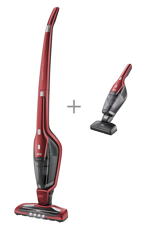 Scopa elettrica 2 in 1 AEG CX7 2 45AN colore rosso